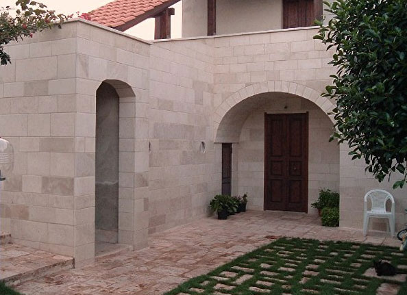 Gallery realizzazioni marmo service - Rivestimento per esterno in pietra ...